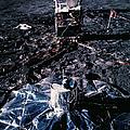 Apollo 14 Lunar Experiments by Nasa
