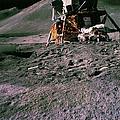 Apollo 15 Lunar Module by Nasa