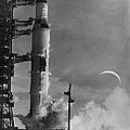 Apollo 8: Launch, 1968 by Granger