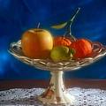 Apple Lemon And Mandarins. Valencia. Spain by Juan Carlos Ferro Duque