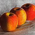 Apples by Bruce Bain