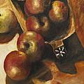 Apples by Francine Mabie