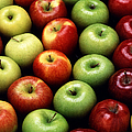 Apples by Photo Researchers