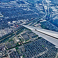 Approach Into Chicago by Robert Swinson