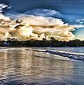 Approaching Storm Clouds by Douglas Barnard
