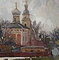 April by Juliya Zhukova