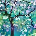 April Night by Sharon Marcella Marston