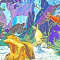 Aquarium by Drina Fried