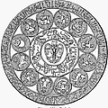 Arabic Zodiac by Granger