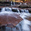 Arch Angel Falls by Joseph Rossbach