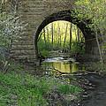 Arch In Spring 3 by John Brueske