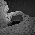 Arch In Valley Of Fire Nevada by Rick Berk