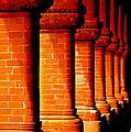 Archaic Columns by Karen Wiles