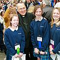 Archbishop Alex Brunett by Mike Penney