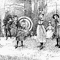Archery, 1886 by Granger
