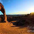 Arches Starburst by Adam Jewell