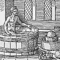 Archimedes And Hydrostatics by Science Source