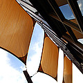 Architectural Detail 5 by Jill Reger