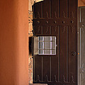Architectural Detail 6 by Jill Reger