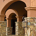 Architectural Detail 7 by Jill Reger