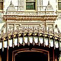 Architectural Detail New Orleans by Frances Hattier