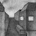 Architectural Drawing by David Gordon