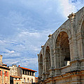 Arena In Arle Provence France by Dave Mills