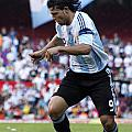 Argentina National Team Player by Agusti Pardo Rossello