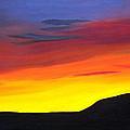 Arizona Sunset by Don Monahan