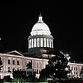 Arkansas State Capital by Joe Finney