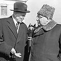 Arkhangelsky, Tupolev, Soviet Engineers by Ria Novosti