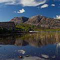 Arkle Boathouse by Derek Beattie