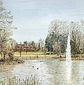 Arnot Hill Park by Michael Dermody
