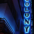 Colony Hotel Art Deco District Miami 2 by Bob Christopher