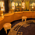 Art Deco Powder Room by Dave Mills