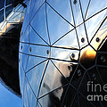 Art In Architecture 5 by Bob Christopher