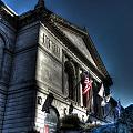 Art Institute Of Chicago by Alan Bohms