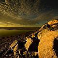 Artic Landscape by Darren Greenwood