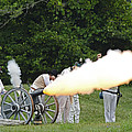 Artillery Demonstration by JT Lewis