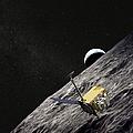 Artist Concept Of The Lunar by Stocktrek Images