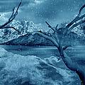 Artists Concept Of A Dangerous Snow by Mark Stevenson
