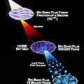 Artwork Of Big Bang Theory Based by NASA / Goddard Space Flight Center