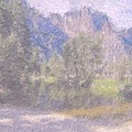 As If Monet Painted Yosemite by Heidi Smith