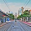 As You Enter Downtown Buffalo Main St by Michael Frank Jr