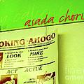 Asada Choke - Izo by Joe Jake Pratt
