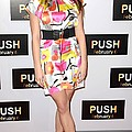 Ashley Greene At Arrivals For Push by Everett