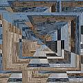 Aspiration Cubed 3 by Tim Allen