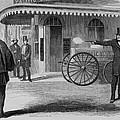 Assassination Of James King, Newspaper by Everett