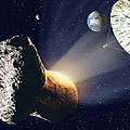 Asteroid Deflection by Chris Butler