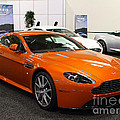 Aston Martin Db9 . 7d9624 by Wingsdomain Art and Photography